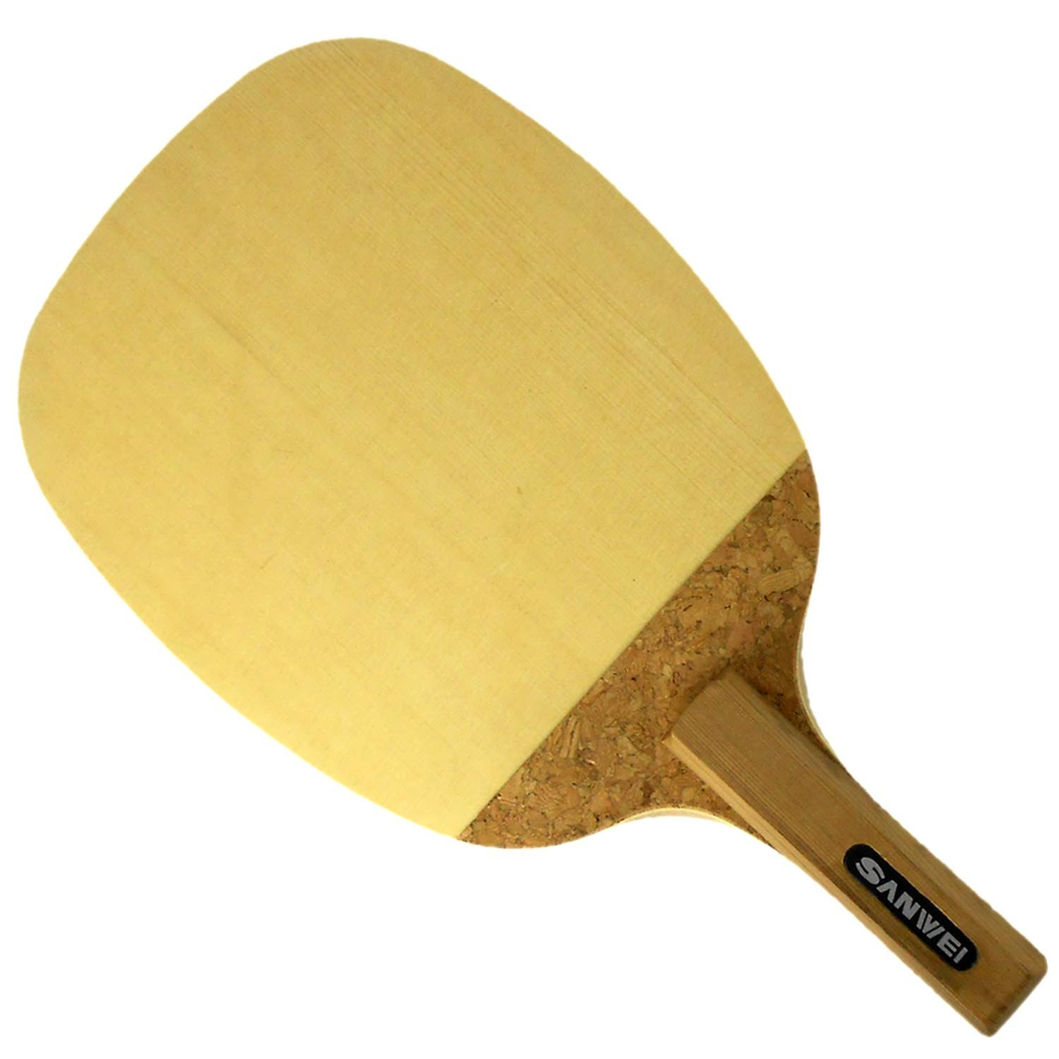 Sanwei r1 Japanese Penhold JS Table Tennisブレード B00ORKMZA2