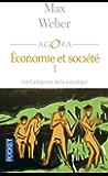 Économie et société Tome I et Tome II  (illustré)