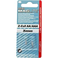 Mag-Lite - Bombillas Krypton para Mini AA/AAAL (2