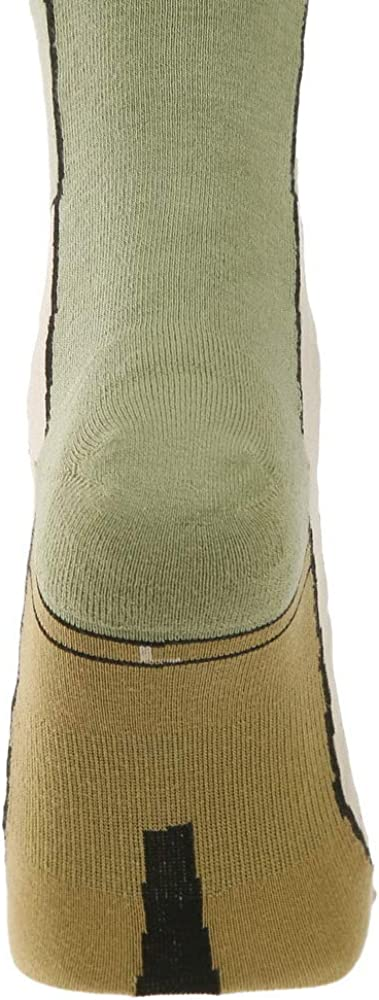 Stance Mens Spackler Socks Green L