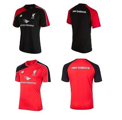 14b3113e5 Amazon.com : Liverpool Training Jersey 2015 â€