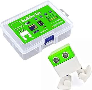 Amazon.es: Otto DIY Robot Builder Kit para Principiantes Programación y Stem Aprendizaje Autorizado Revendedor