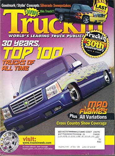 Truckin Magazine, December 2004 (Vol. 30, No. 12)