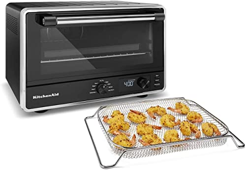 KitchenAid-KCO124BM-Digital-Countertop-Oven-with-Air-Fry,-Black-Matte
