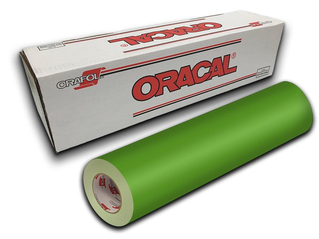 Oracal 651 - 12' x 10yd - White Matte 010M