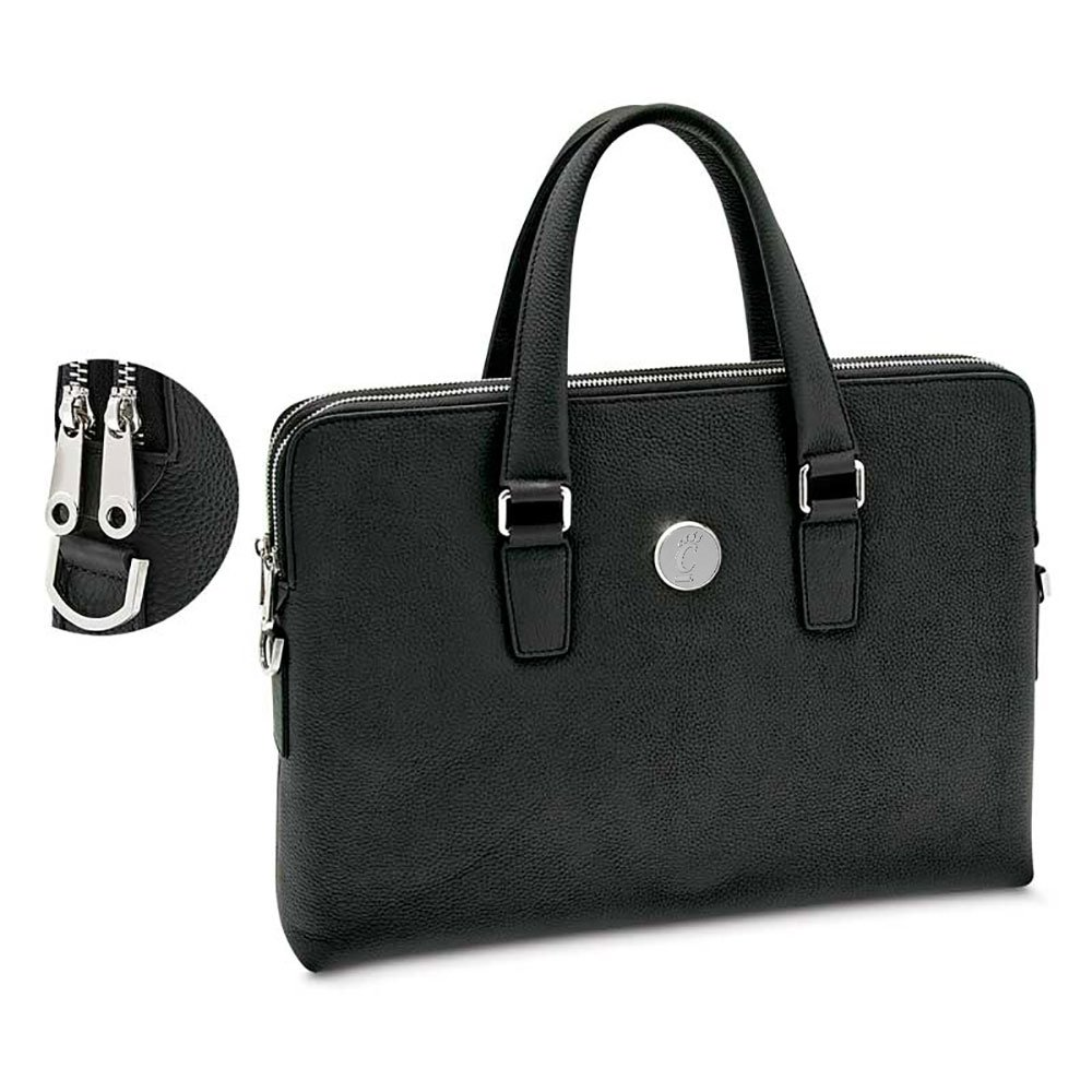 CSI Cannon Sports Cincinnati Bearcats Ladies' Leather Briefcase