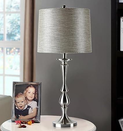SKGY Lámparas de moda dormitorio mesita decorativa, lámpara ...