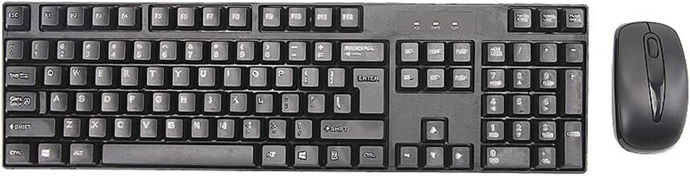 TYZDYY Teclado con Cable USB sin Bordes portátil de ...