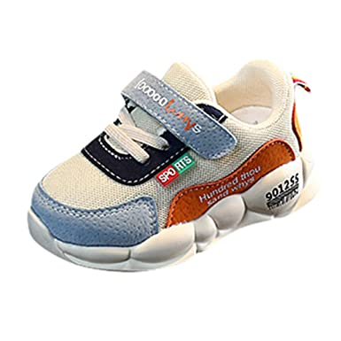 ccc71262ad8c9 Amazon.com: Baby Shoes,Lucoo Fashion Children Boys Girls Casual Flat ...