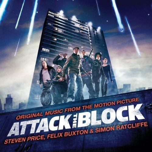 Attack the Block Soundtrack, Import Edition by Various Artists (2011) Audio CD