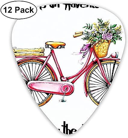 Mensagens De Bom Dia Com Bicicletas Púas para guitarra 12 paquetes ...