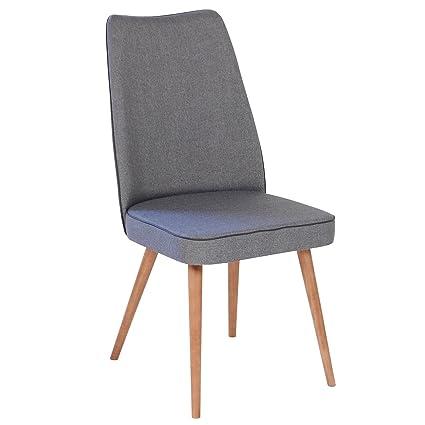 Astounding Amazon Com Joseph Allen Mid Century Modern Upholstered Creativecarmelina Interior Chair Design Creativecarmelinacom
