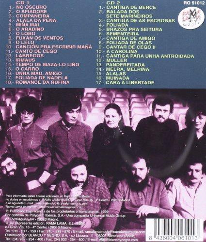 FUXAN OS VENTOS - Sus Primeras Grabaciones En Discos Philips - Amazon.com Music