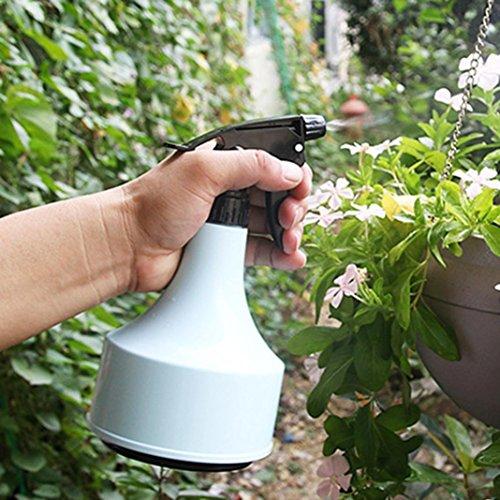 SOthread Empty Spray Bottle Plastic Watering The Flowers Water Spray for Salon Plants