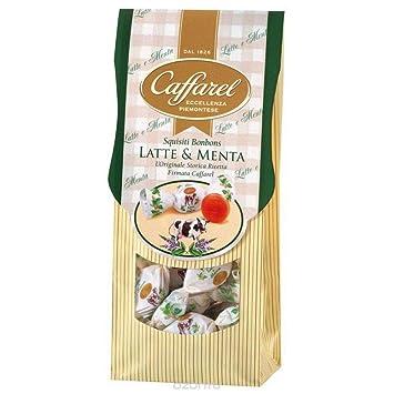 CAFFAREL Bolsa 180 gr Caramelo ágata LECHE Y MENTA: Amazon.es: Bricolaje y herramientas