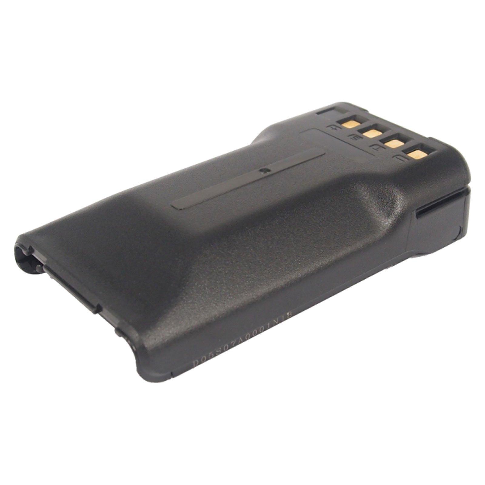 3X 7.4V 2500mAh Li-Ion FRS 2way Radio Battery Fits Kenwood KNB-48L, KNB47L, NX-200, NX-300, TK-5220, TK-5320, For Handheld, Mobile, Communication, Wireless, Portable, Two Way Walkie Talkie, Ham by Exell Battery (Image #4)