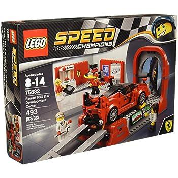 LEGO Speed Champions Ferrari FXX K & Development 75882