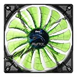 AeroCool Shark 140mm Green Cooling Fan EN55703
