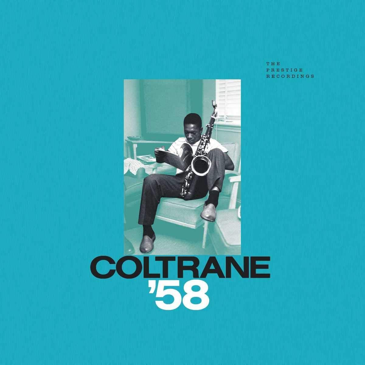 Coltrane '58: Prestige Recordings [5 CD] by CONCORD