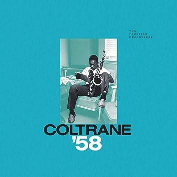 Amazon.com: Coltrane 58: Prestige Recordings [5 CD]: Music