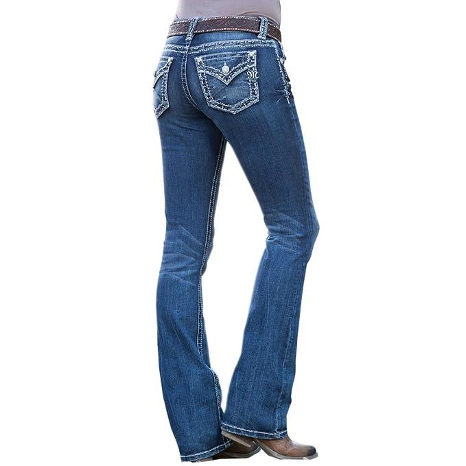 Amazon.com: Miss Me Chloe - Pantalones vaqueros para mujer ...