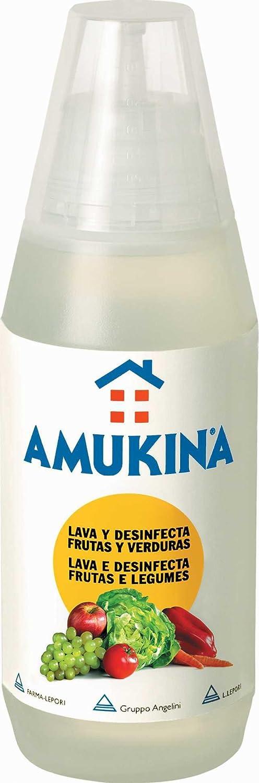 Amukina 1556394 Frutas y verduras líquida - 500 ml: Amazon.es: Belleza