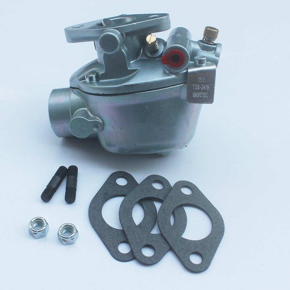 Kipa Carburetor For Ford Tractor 2n 8n 9n Heavy Duty Tsx33 Oem Distributor 8n9510c Hd Tsx241b Tsx 241b Tsx241c 241c B3nn9510a Fsc30 0032