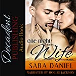 One Night with His Wife: 1Night Stand | Sara Daniel