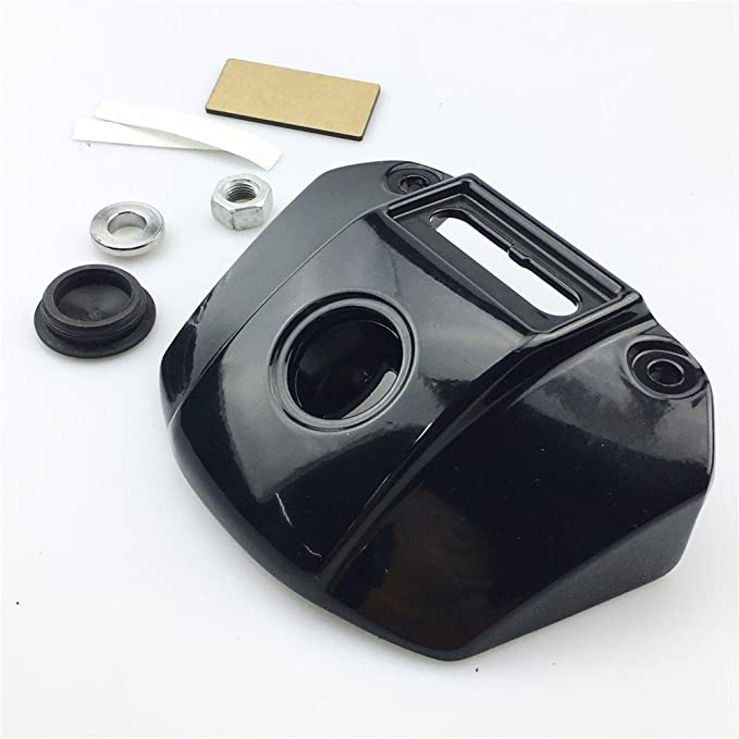 INDNICE Headlight Mount Bracket cover For Harley Sportster XL 883 1200 Nights