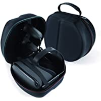 Esimen Carrying Case for Oculus Quest2/Quest VR Gaming Headset and Controllers Accessories Protective Bag (Black)