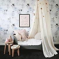 Salmue - Dosel de cama de algodón