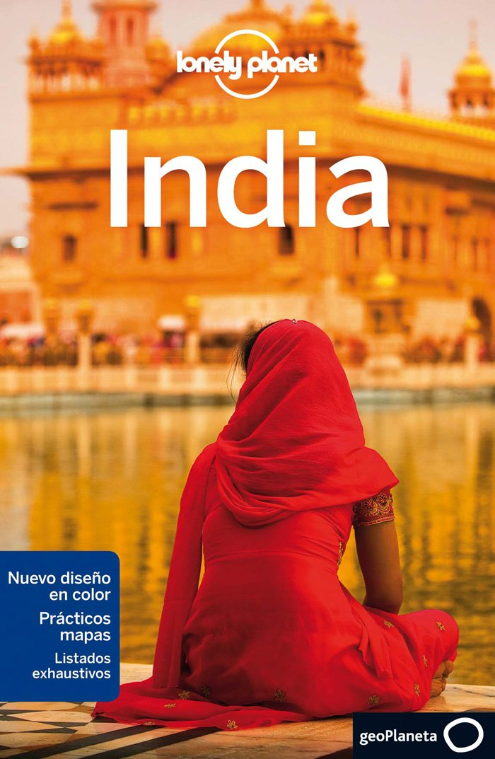 Read Online Lonely Planet India (Travel Guide) (Spanish Edition) pdf epub