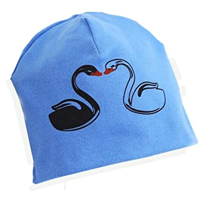 QingFan Winter Warm Toddlers Infant Newborn Boys&Girls Cute Swan Out Kids Baby Cute Hats Cap Soft Hat