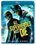 Cover Image for 'All Superheroes Must Die'