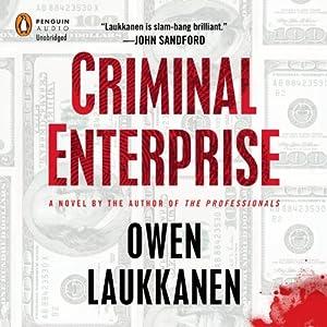 Criminal Enterprise Audiobook