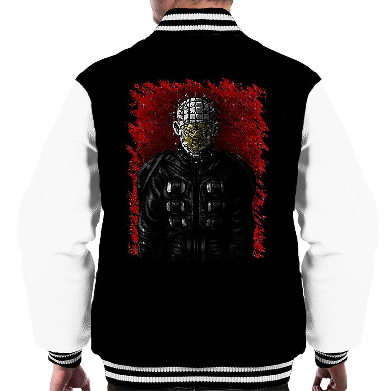 Pinhead Son Of Man Hellraiser Men's Varsity Jacket