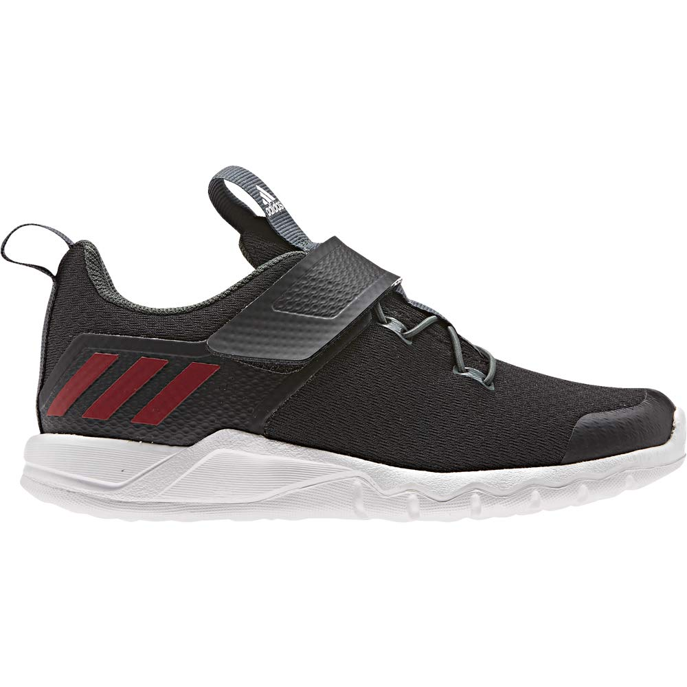 MultiCouleure (Negbás Maract Hieley 000) adidas Rapidaflex El K, Chaussures de Fitness Mixte Enfant 32 EU
