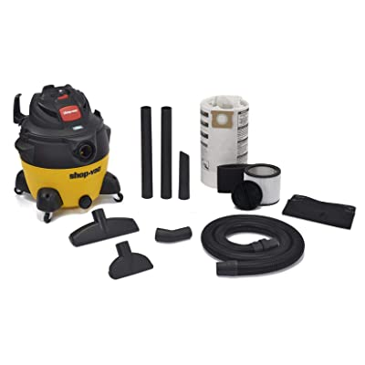Shop-Vac 16 gallon 6.5 Peak Hp Wet/Dry Vacuum (8251603): Home Improvement