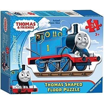 Amazon Com Thomas The Tank Engine 7 Pack Wood Puzzles