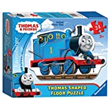 Ravensburger Thomas the Tank Engine(TM) - Thomas & Friends(TM) - 24 pc Shaped Floor Puzzle