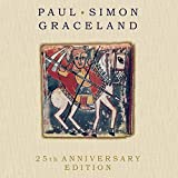 Graceland 25th Anniversary Edition CD/DVD (featuring