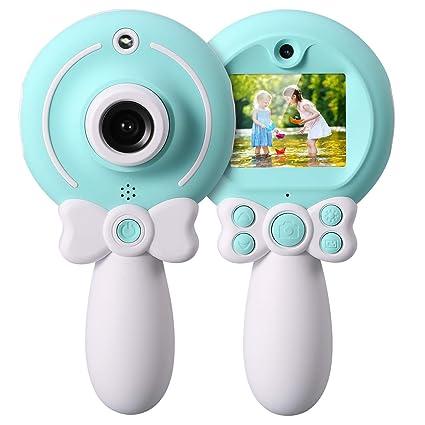 Fairy Cámara Digital para Niños con Tarjeta SD,Camara Digital de Fotos Infantil con 8 megapíxeles, Pantalla a Color,Juguetes para Niña, Regalos para ...
