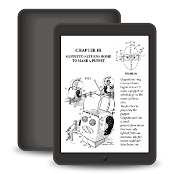 Mica House Likebook plus E-reader Black, 7.8 pantalla táctil de ...