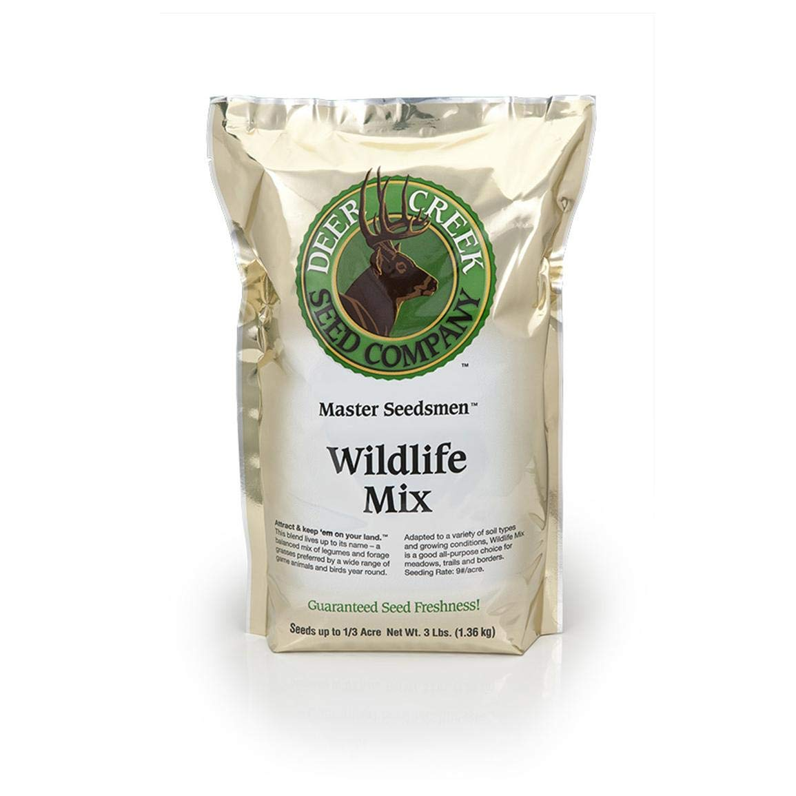 Wildlife Clover Food Plot Mix