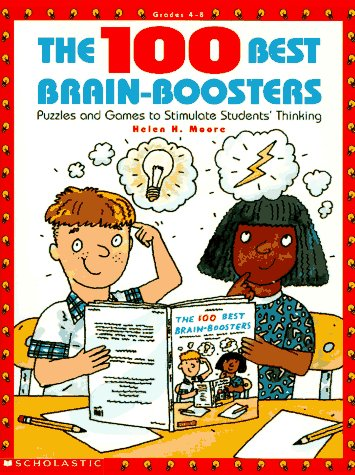 The 100 Best Brain-Boosters (Grades 4-8) from Brand: Scholastic
