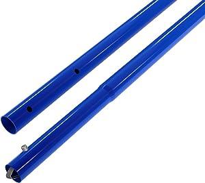Bon 12-147 6-Feet by 1-3/8-Inch Aluminum Western Swaged Handle