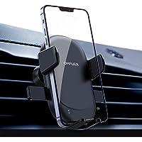 OHFUER Soporte Móvil Coche, Soporte Móvil Télefono para Rejilla del Aire Ventilación con 360° Rotación Universal…