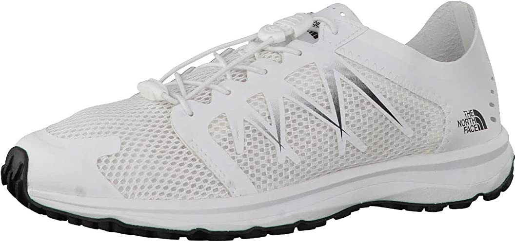 The North Face W Litewave Flow Lace(T92VV2LG5) - Tnfwhit/tnfwhit ...