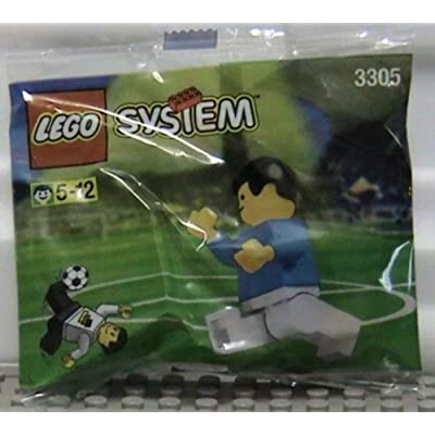 Lego Shell 1998 World Cup World Team Soccer Player 3305: Toys & Games