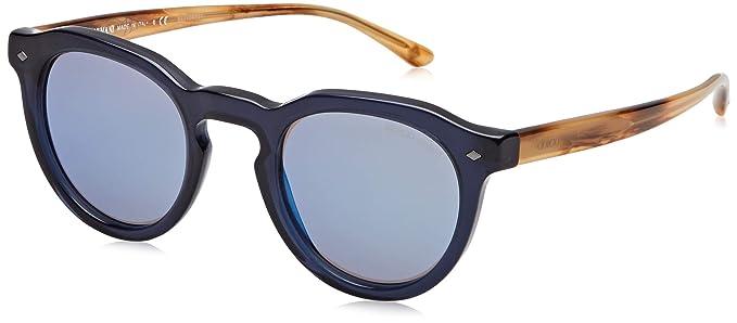 Armani GIORGIO 0AR8093 Gafas de sol, Transparente Blue, 47 ...
